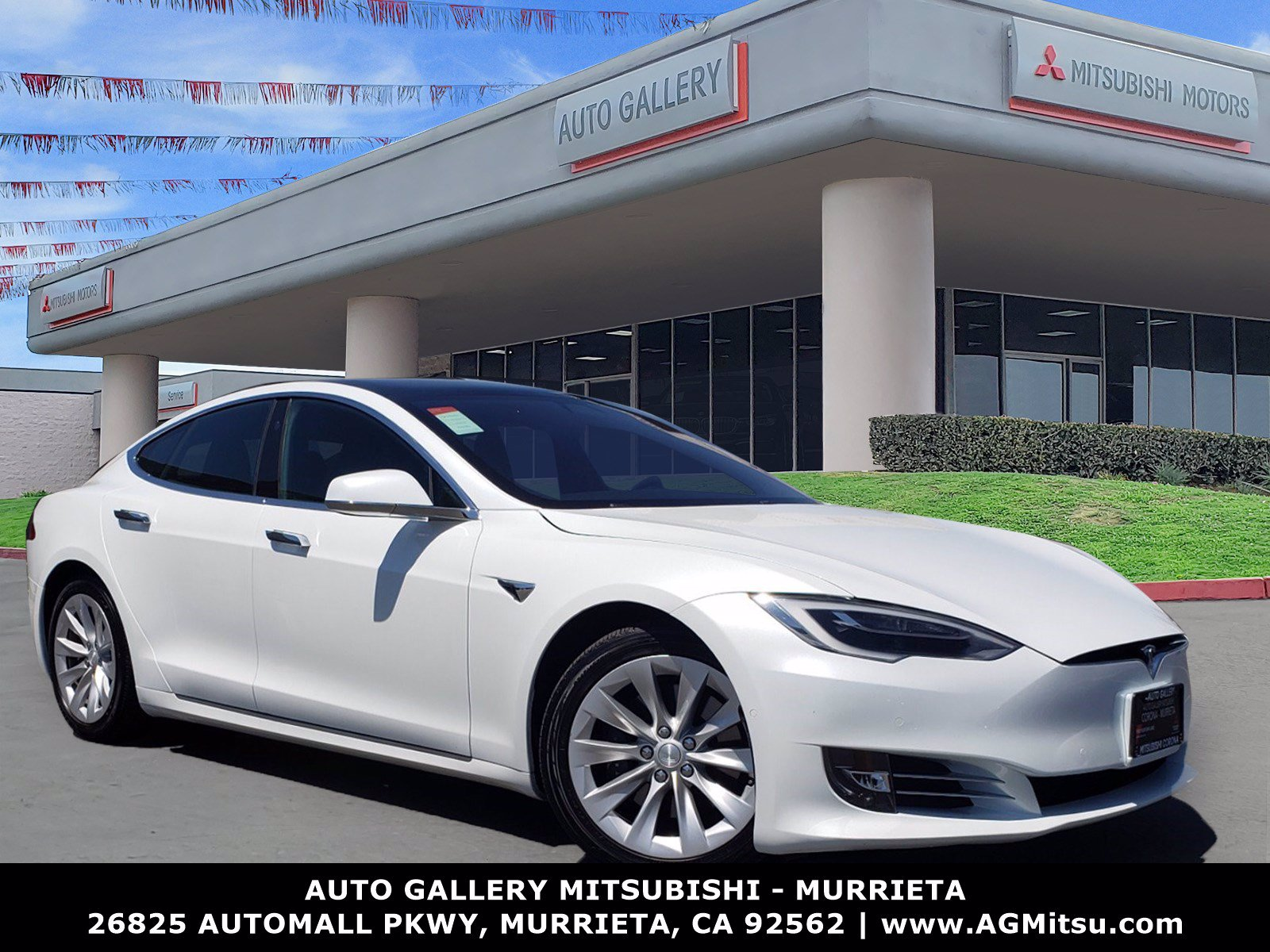Used Tesla Model S Murrieta Ca