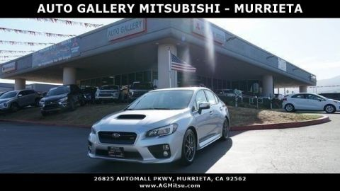 Pre-Owned 2015 Subaru WRX STI Limited